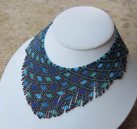 Stylish Seed Bead Necklace Design Seed Bead Necklace Ideas For Different  Occasions