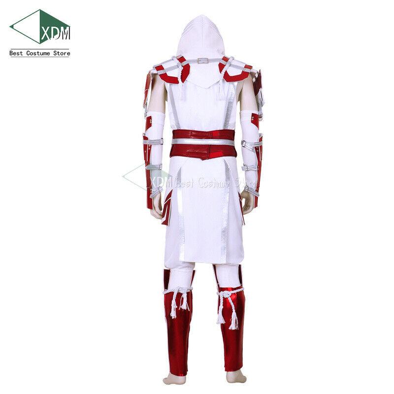 Mortal Kombat 11 Cosplay Scorpion Halloween Man Hanzo Hasashi