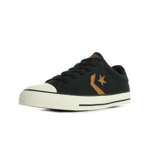 Converse Star player Ox Black/Antique - Réf : 149769C