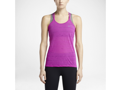Nike Dri-FIT Cool Strappy Women's Running Tank Top