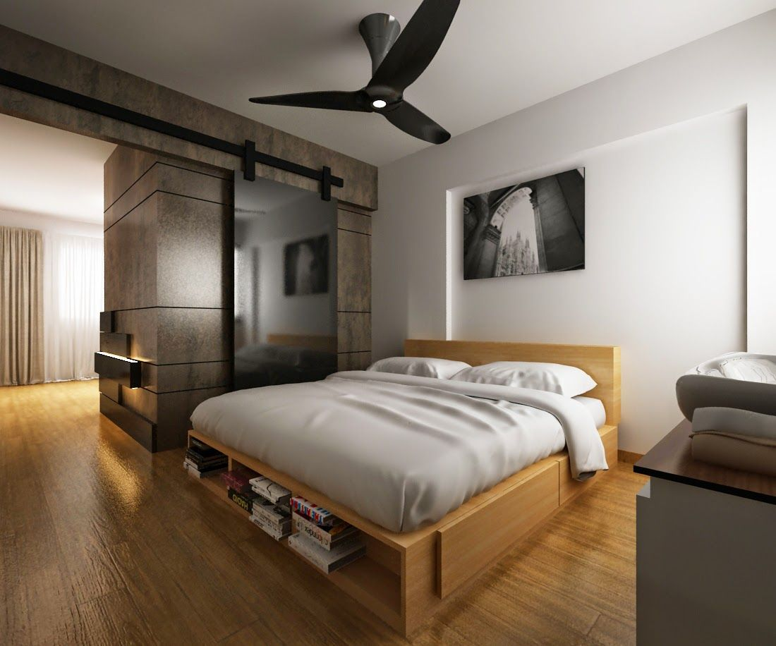 minimalist interior hdb - Google Search   Bedroom design ...