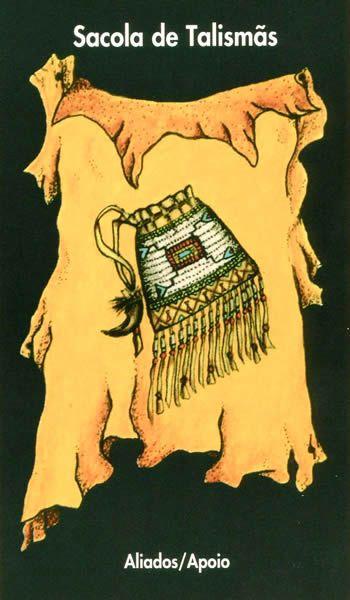 Cartas Do Caminho Sagrado Sacola De Talismas Tarot Tarot