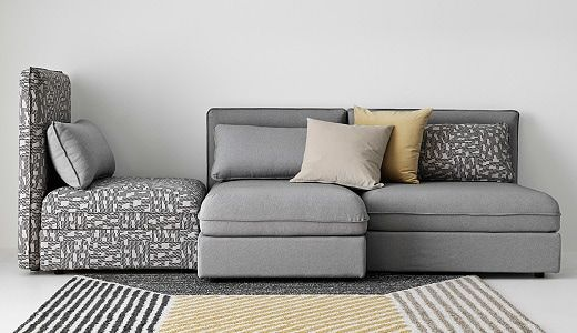 Excellent Ikea Modular Sofas Probably Best Bet For Living Room Gmtry Best Dining Table And Chair Ideas Images Gmtryco
