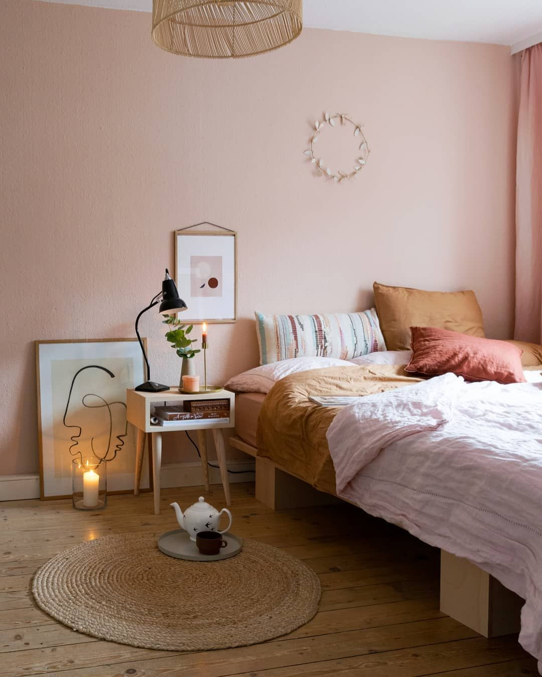 Pinterest Crush Pastel Pink Scandinavian Interiors