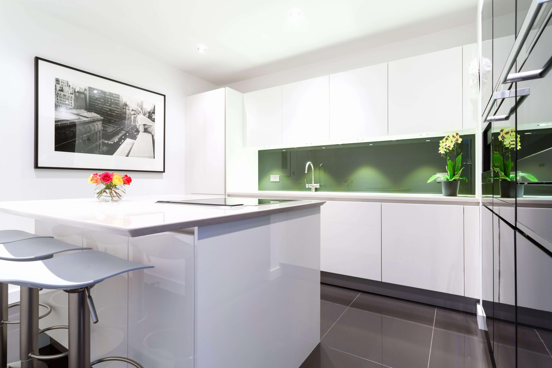 Fresh Lowes Kitchen Reviews Handleless kitchen