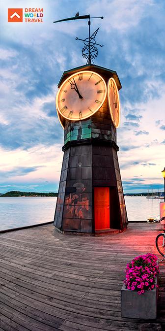 A Historic Landmark In The Norwegian Cheap Flights To Europe Cheap Flight Tickets Scandinavian Countries