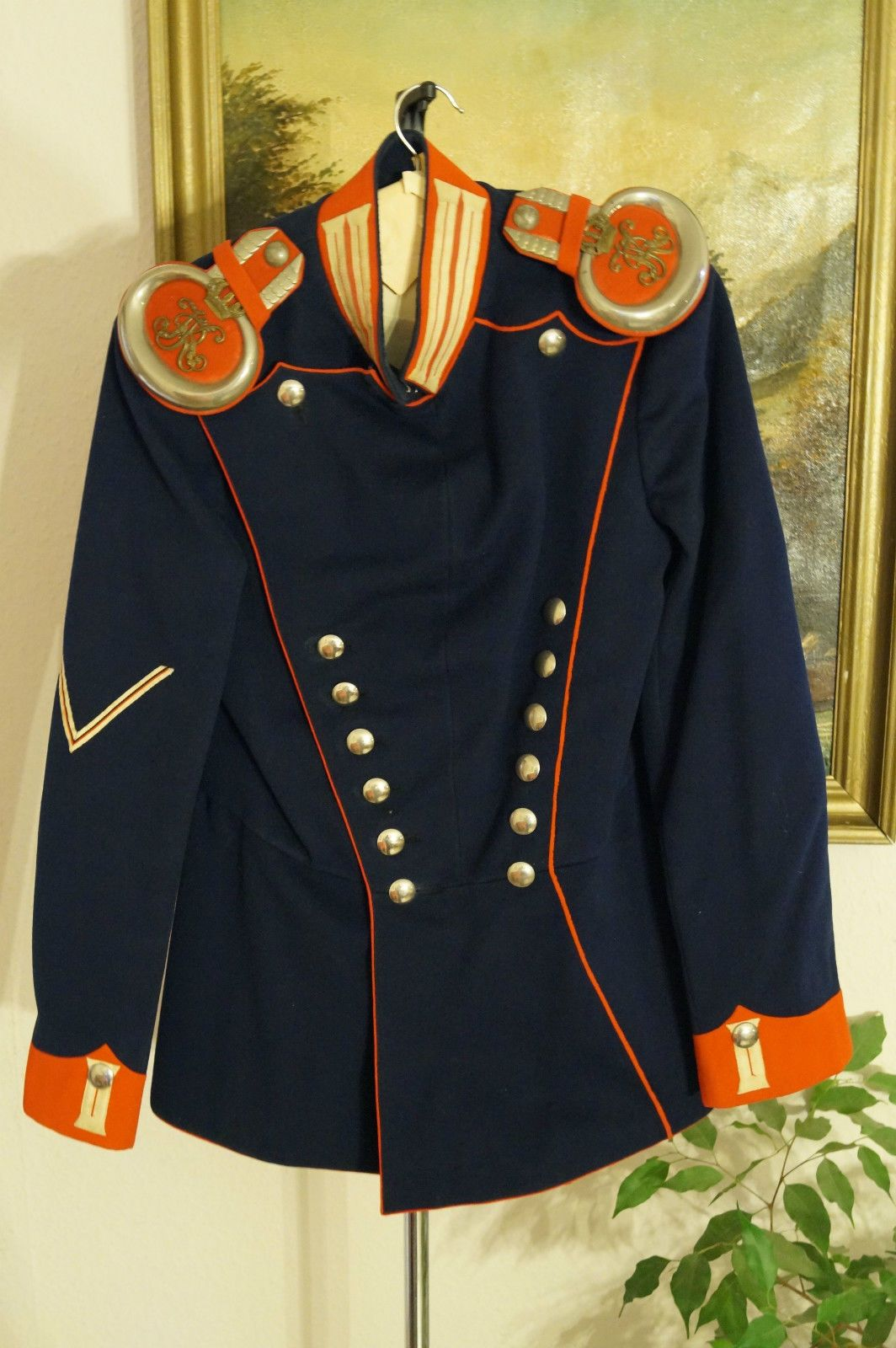 Original Ulanen Uniform 1. Württembergisches Nr.19. mit ...