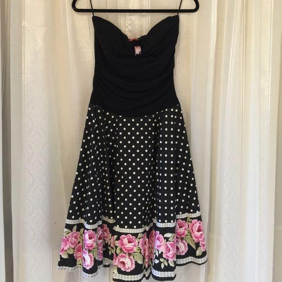 Ruby Rox dress Summer dress Ruby Rox Dresses Strapless