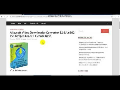 Allavsoft 3 16 keygen | Allavsoft 3 16 9 6959 with Crack is