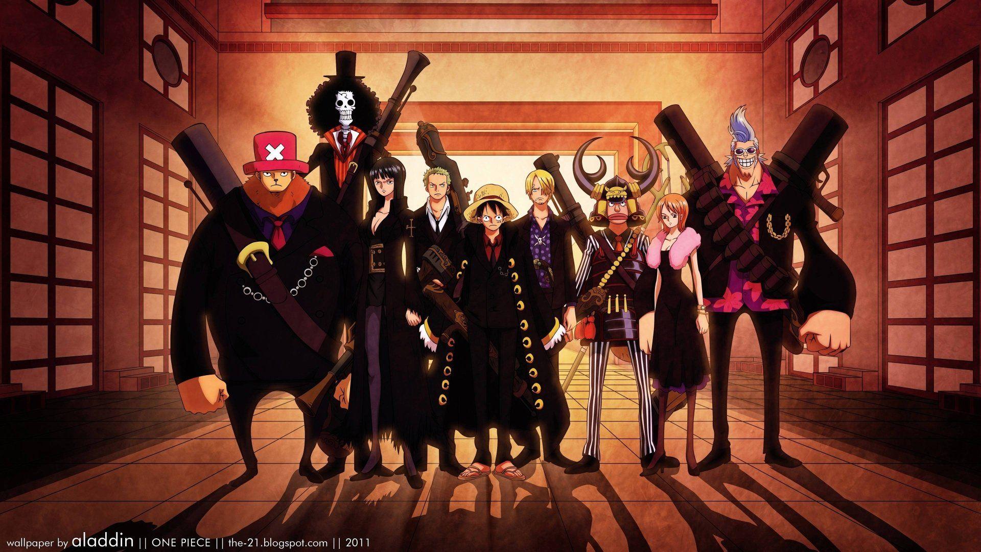 Pin Em One Piece True Til The End
