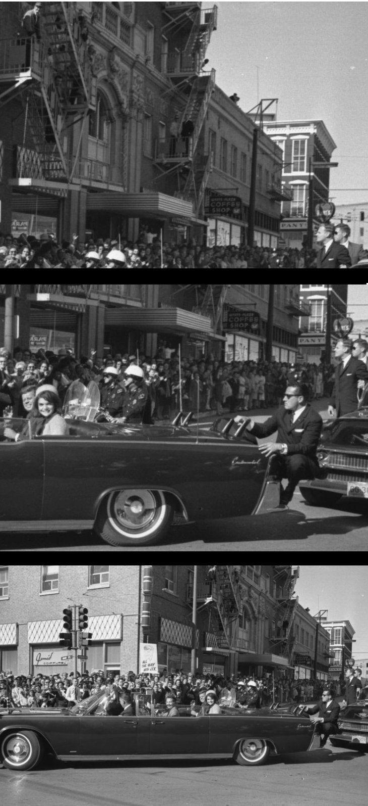 1963 11 22 dallas motorcade