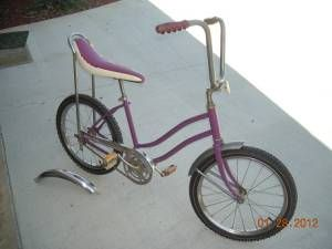 Vintage Miss Buzz Western Flyer Bike - for Sale on
