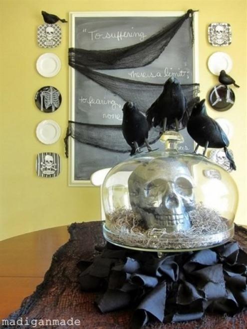 Decoraciones Halloween 2012