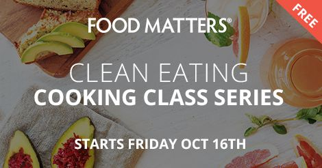 Weve put out heart and soul into the new food matters recipe book clean eating cooking class series food inspirationrecipe bookscooking forumfinder Images