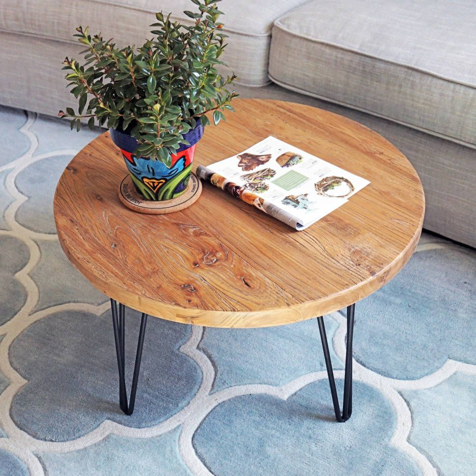 Foundry Select Cornelius Old Elm Rustic Coffee Table Reviews Wayfair Circle Coffee Tables Coffee Table Wood Coffee Table Small Space [ 970 x 970 Pixel ]