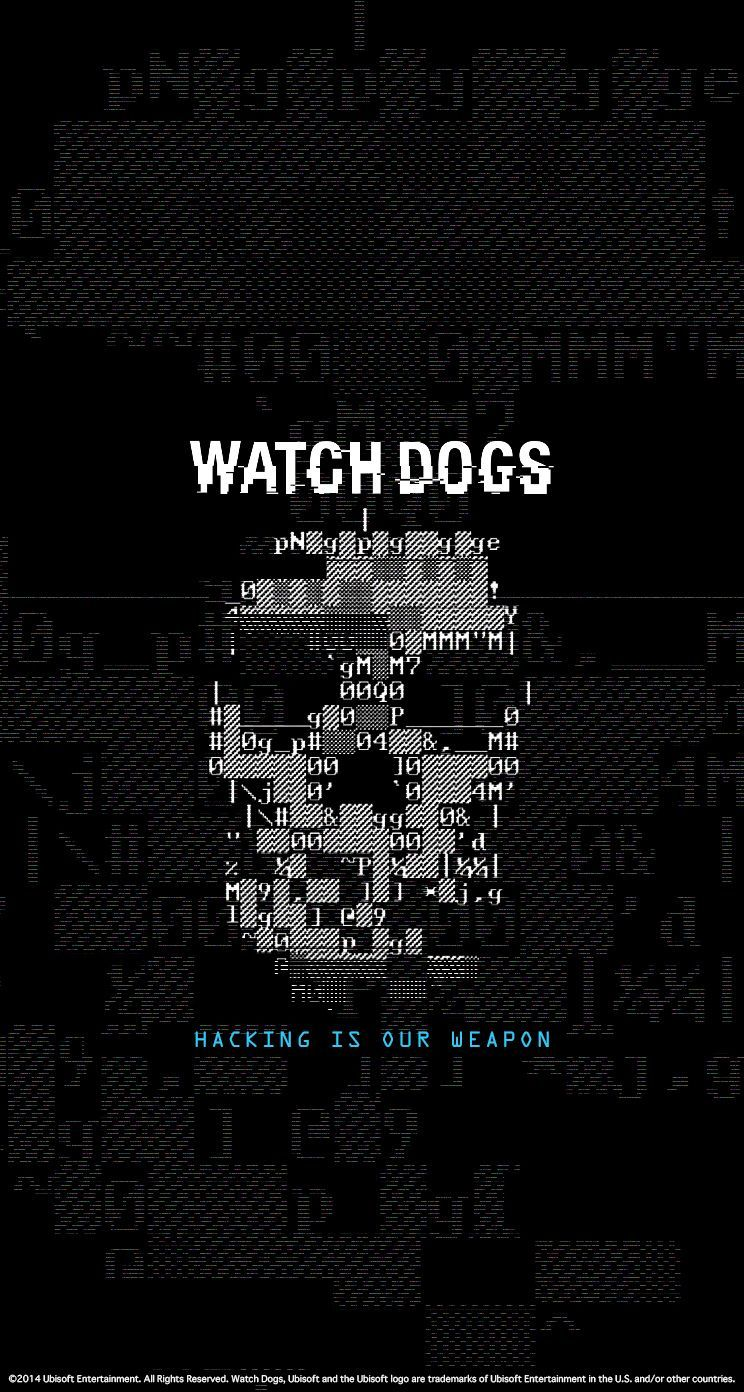 Watch Dogs Iphone Wallpaper Papeis De Parede Para Iphone