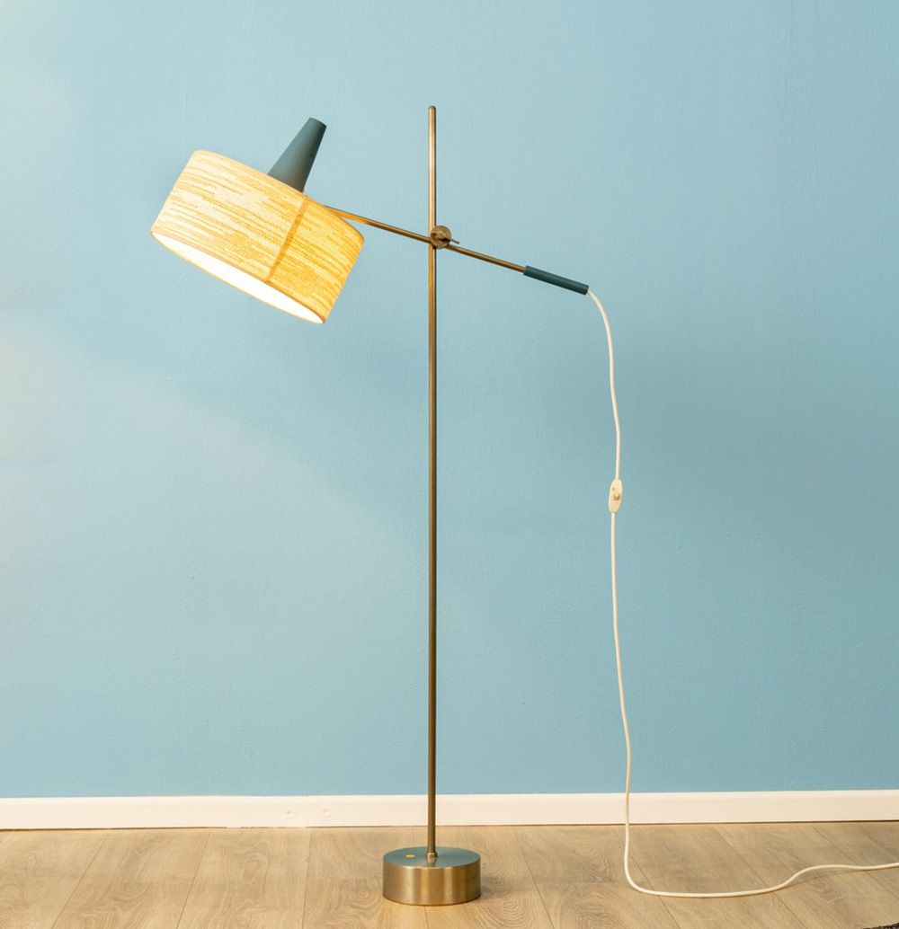 For Sale Vintage Floor Lamp 1950s In 2020 Vintage Floor Lamp Vintage Floor Floor Lamp