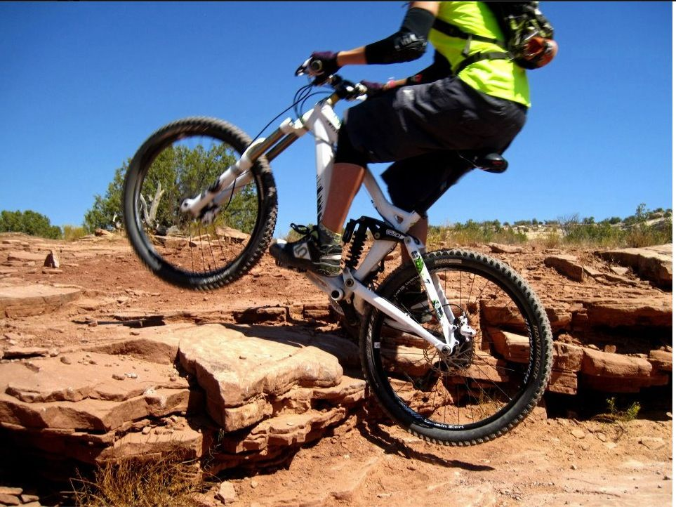 Great Site For Looking At Different Bike Rides Single Track
