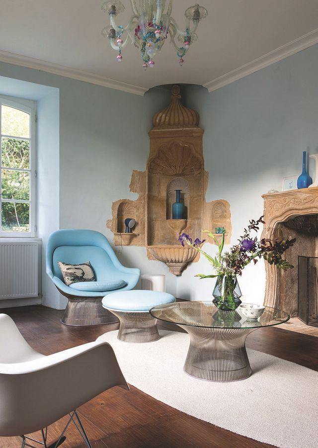 Maison De Campagne En Dordogne : Rénovation D'Une Ancienne Demeure