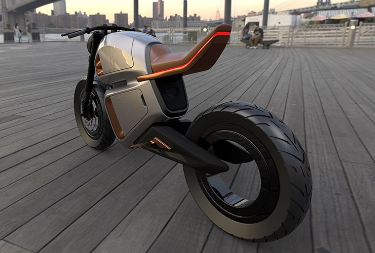 Nawa Racer Is Powered By The World First Hybrid Battery System