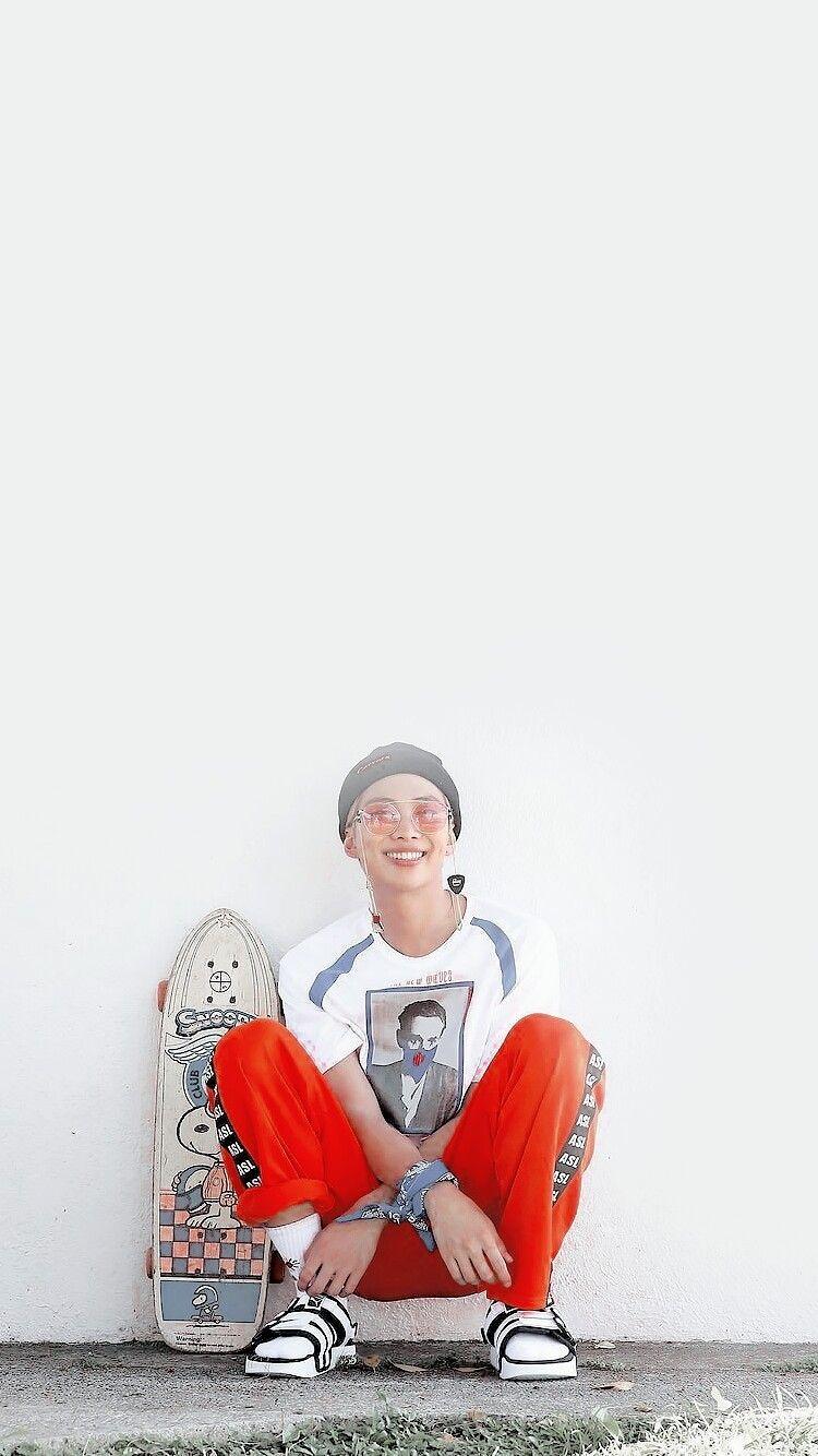 RM wallpaper BTS 2018 Season's greetings ♡ | RM in 2019 | Bts, Bts 2018, Bts wallpaper