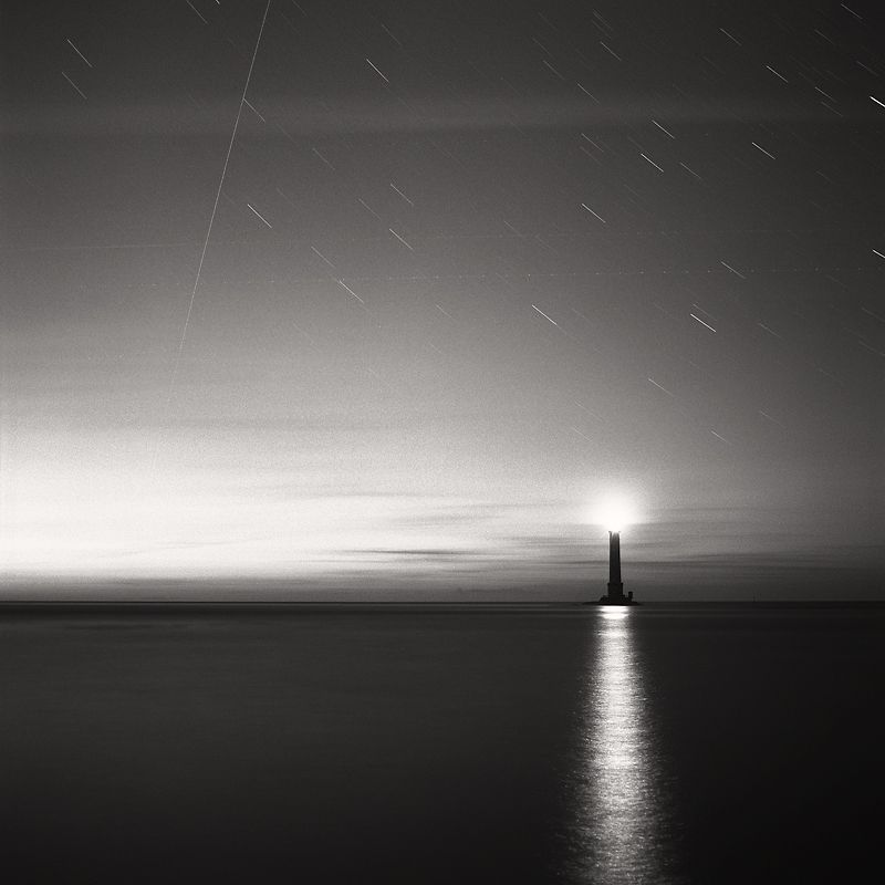 Stars & Planes & The Space Station by Alain Baumgarten on Art Limited