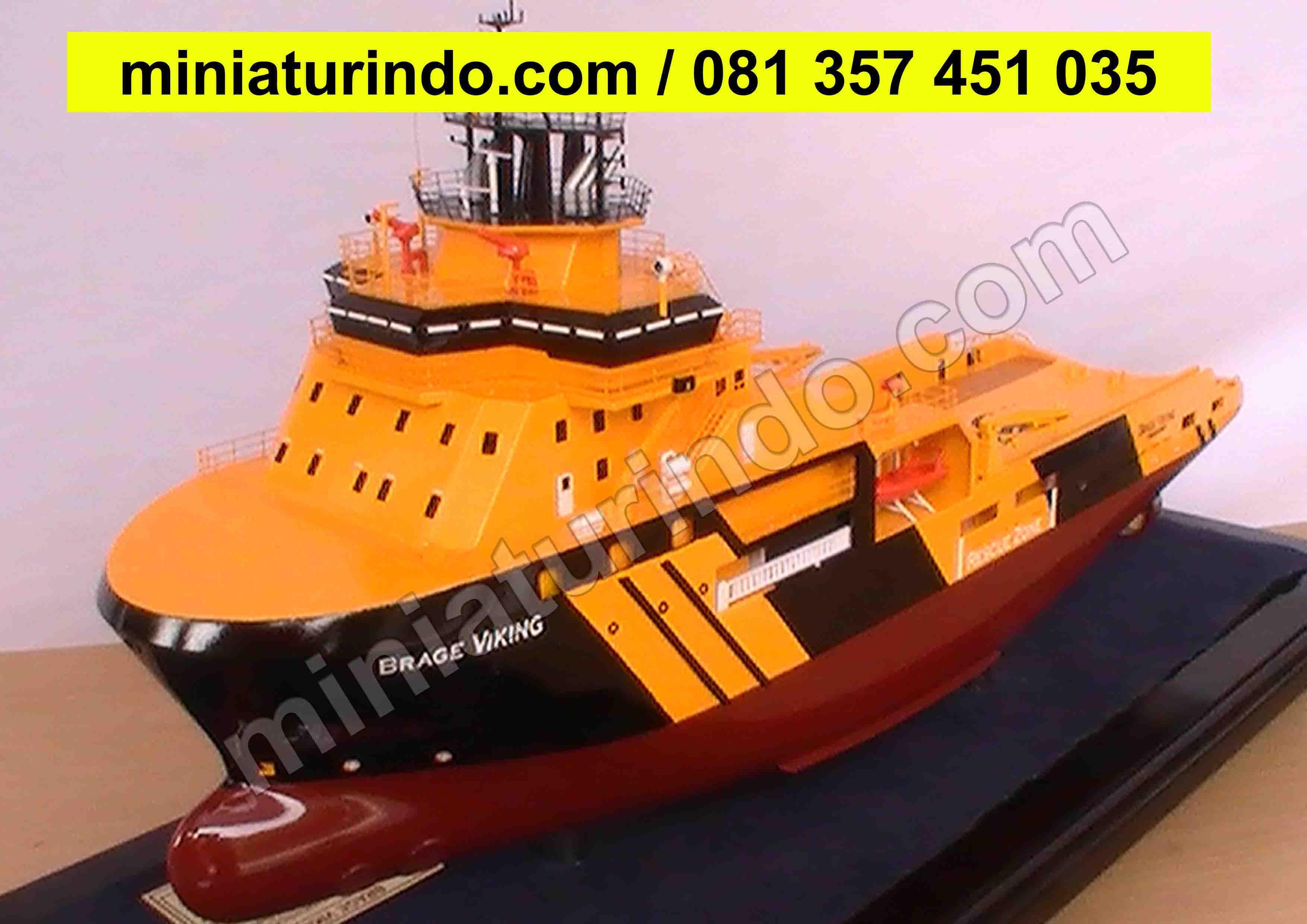 Kerajinan Tangan Miniaturminiatur Kapal Cargoharga Kapal Laut