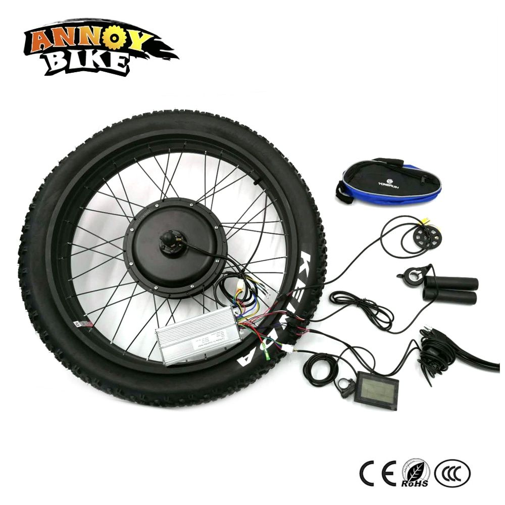 Bafang Moteur Sans Balai A Velo 48v1000w Ebike Kit Avec 48v17ah Batterie Au Lithium Mi Entrainement Electrique Moteur De La Bicyclette Ensemble Pour Velos