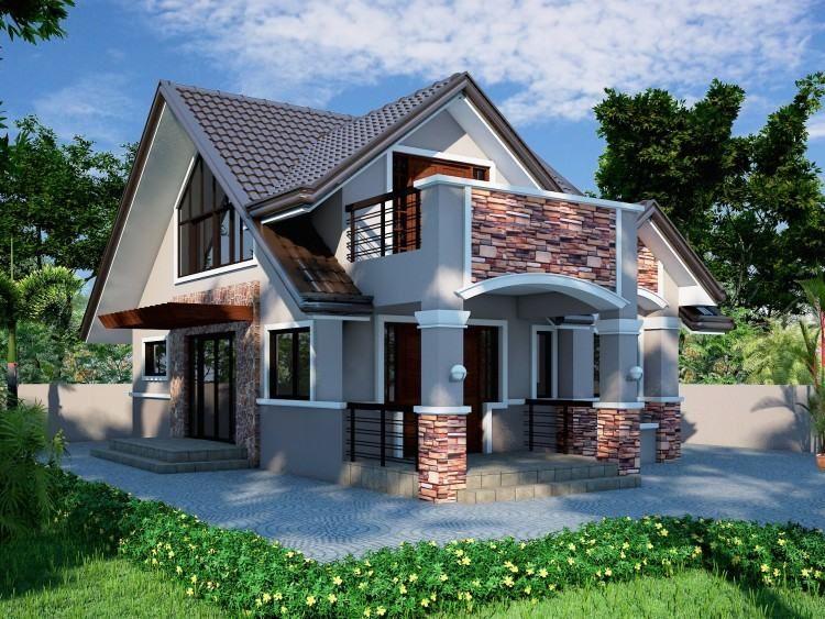 Medium Size Of Modern Bungalow House Plans With Pictures Photos Decoration Hawthorns Beaut Philippines House Design Modern Bungalow House Bungalow House Design