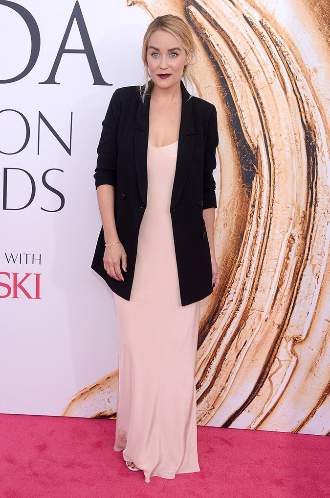 ID Me: My LC Lauren Conrad for Kohl\'s Look at the CFDA Awards