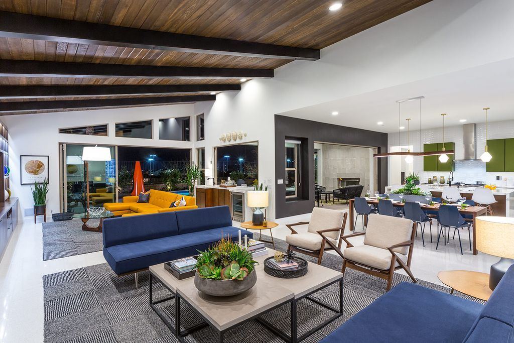 Plan 2 Escala By Pardee Homes Zillow Modern