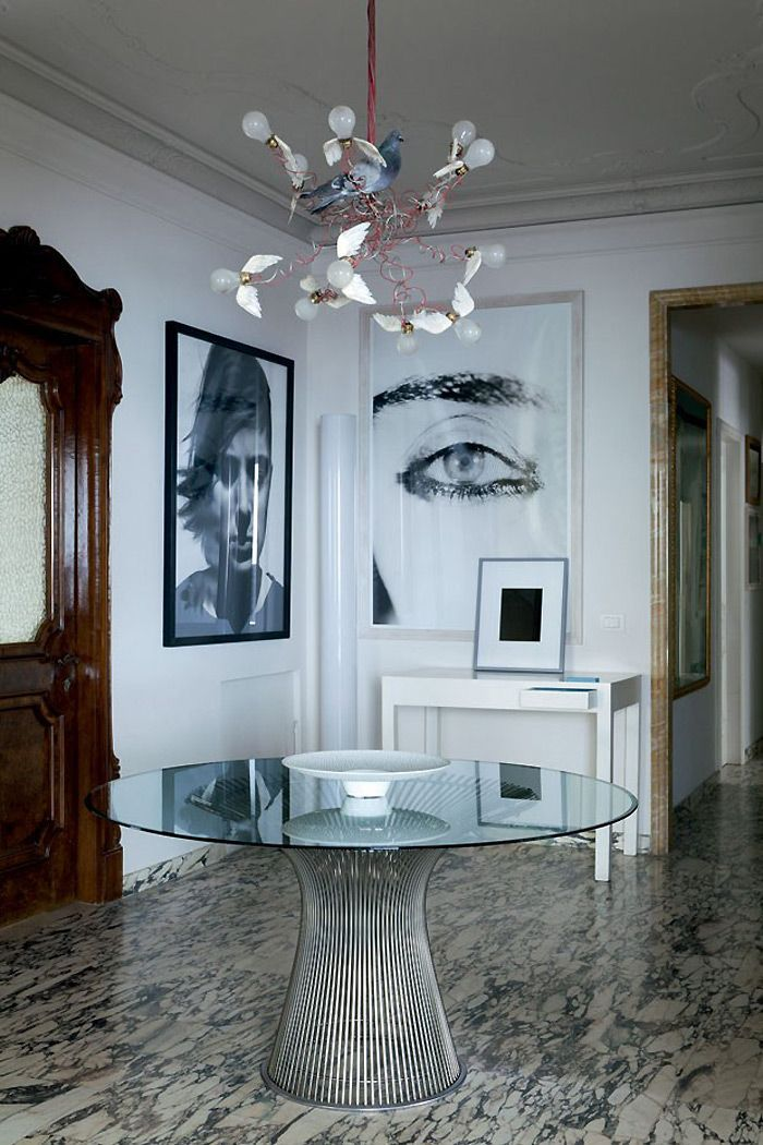 The Eclectic Apartment Of Chef Massimo Bottura Interieur