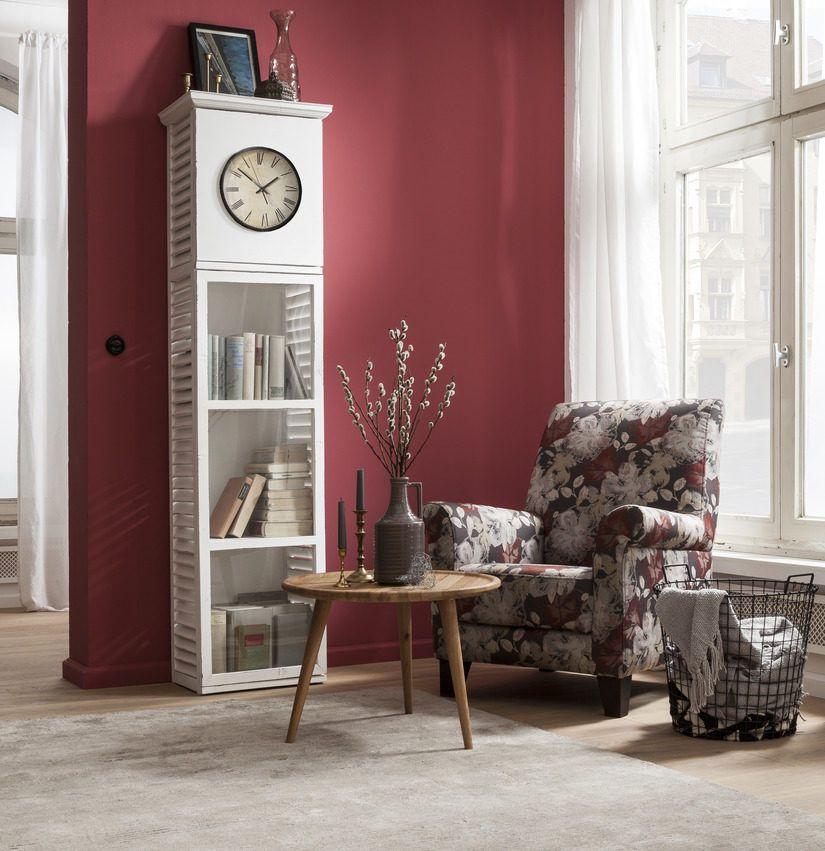 standuhr teilmassive aus tannenholz gebeizt und. Black Bedroom Furniture Sets. Home Design Ideas
