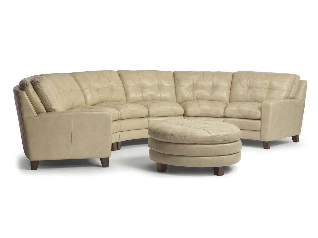 Shop for Flexsteel Leather Sectional, 1644-Sect, and other Living ...