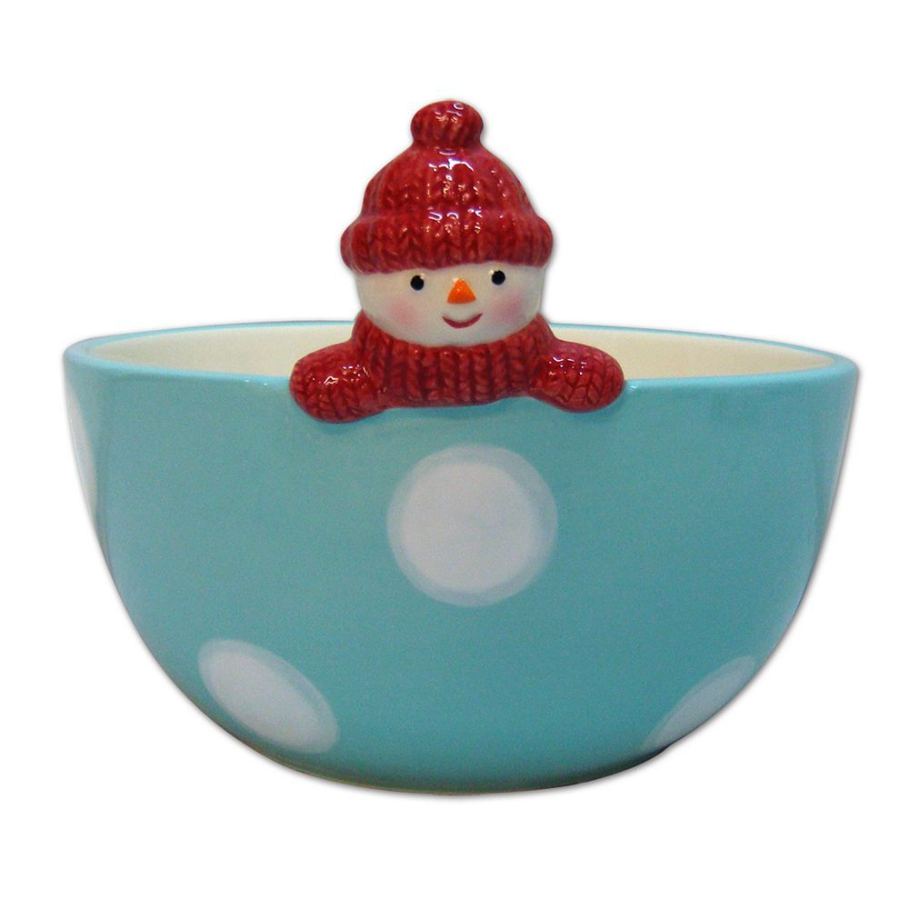 St. Nicholas Square® North Pole 6-in. Soup / Cereal Bowl   Christmas ...