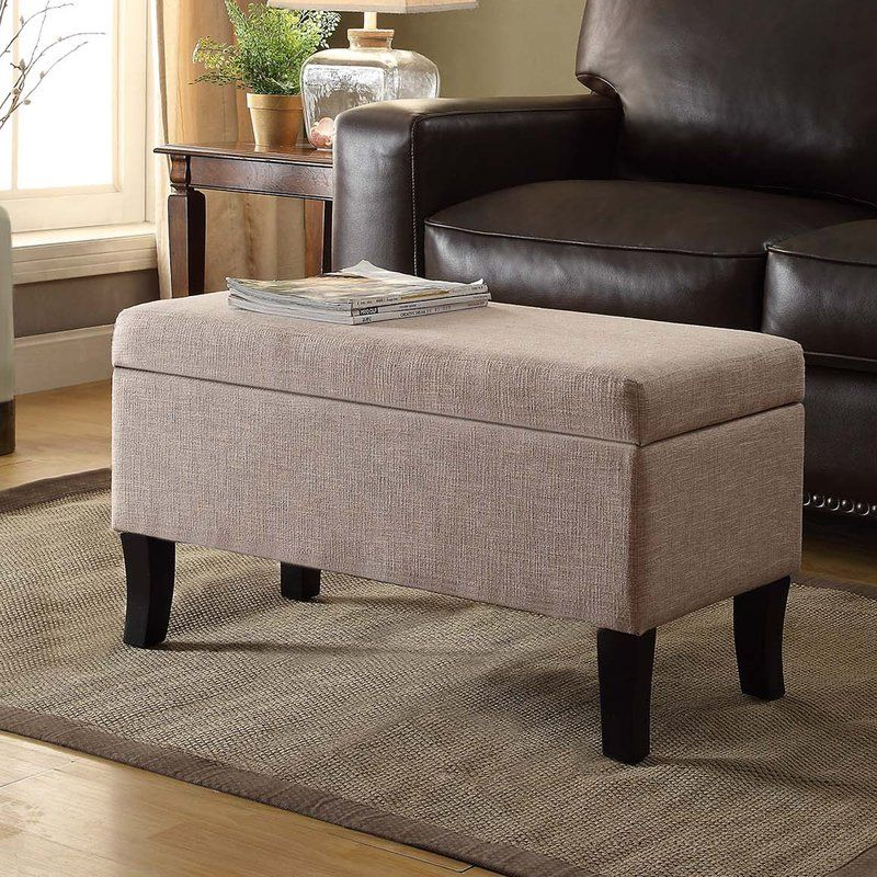 Swell Cohee Storage Ottoman In 2019 Interior Paint Colors Theyellowbook Wood Chair Design Ideas Theyellowbookinfo