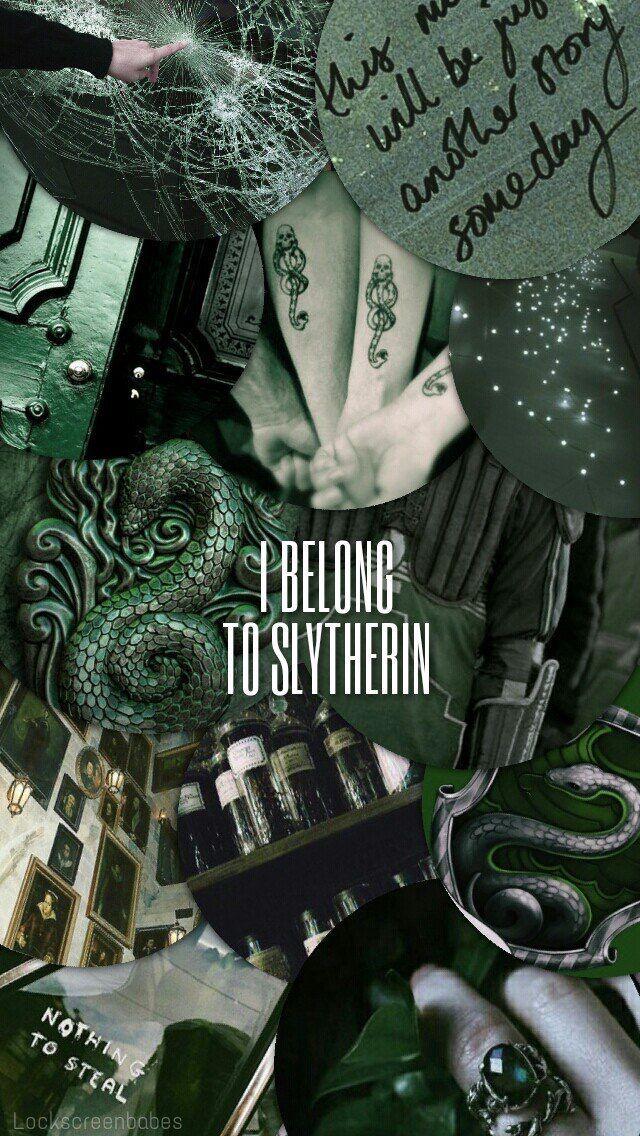 Pin By Kayla Kesterson On Lockscreen Slytherin Wallpaper Harry Potter Wallpaper Slytherin