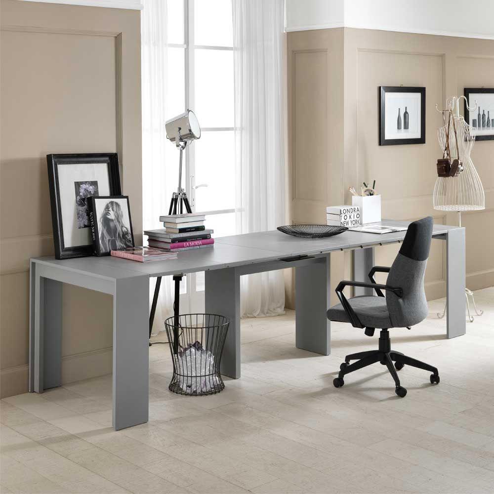 XL Tisch in Grau ausziehbar Jetzt bestellen unter: https://moebel ...