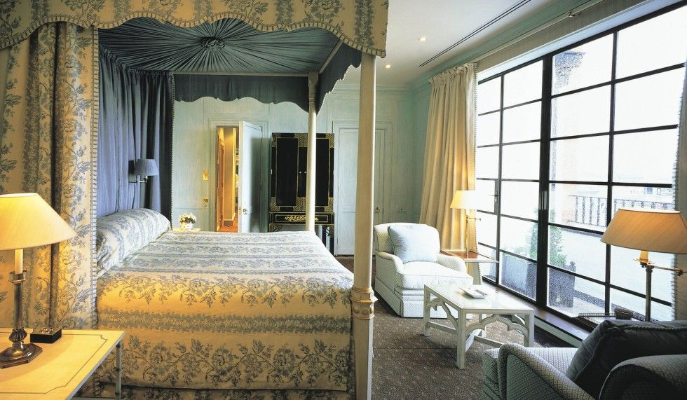 Davies Penthouse Suite at Claridges, London