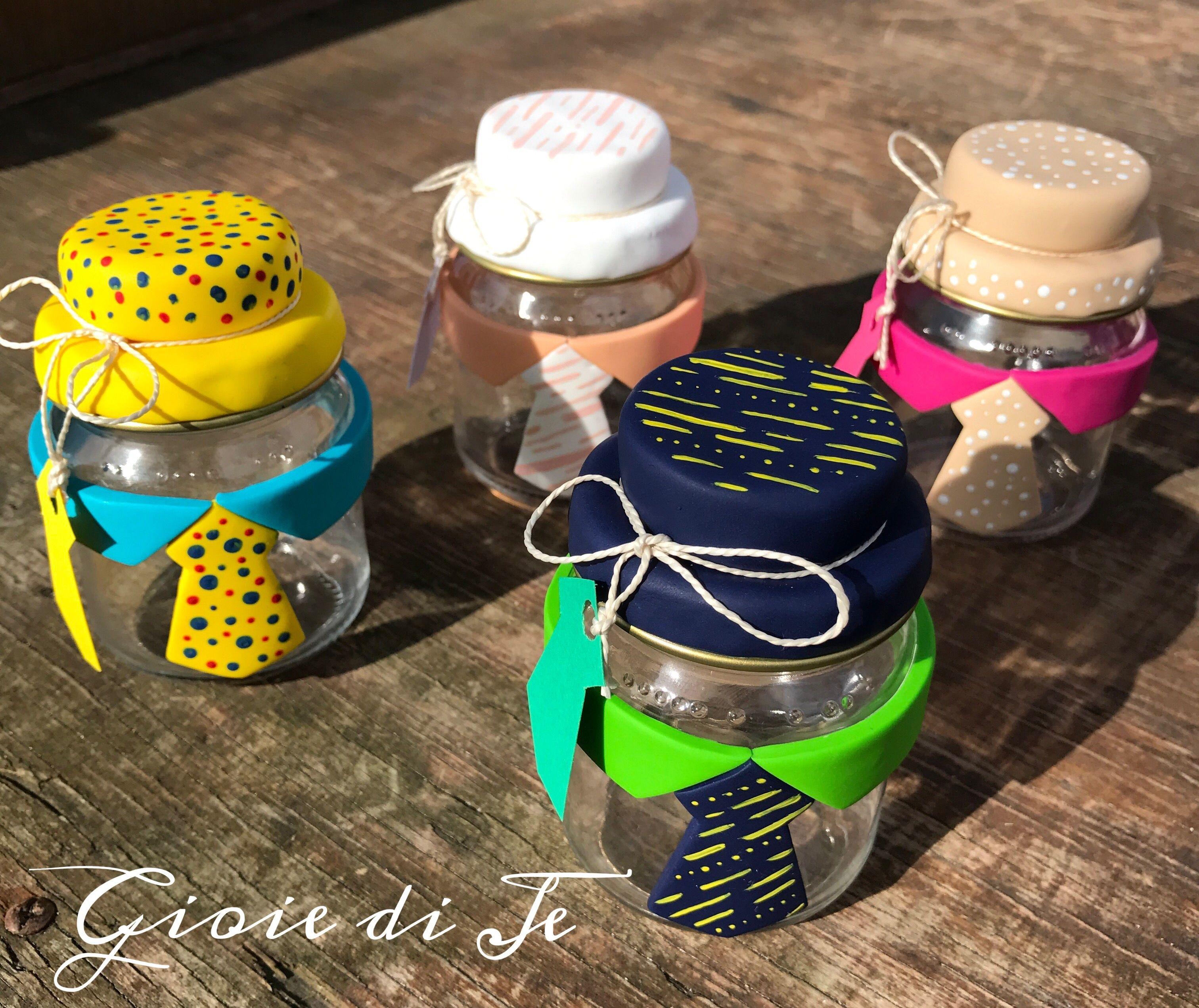 Vasetti riciclati ♻️  #cravatte #fimo #polymerclay #vasetto #riciclarte #handmadewithlove #handmade #fattoamano #artigianato #pois #cool #gioiedije #fattoamanoconamore #necktie #cute #beautiful #hats #riciclo #riciclocreativo