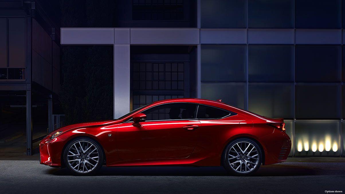 Lexus RC 2015 Images and Videos Lexus