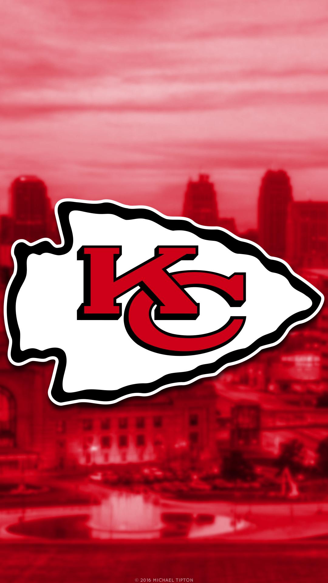 Nfl Kansas City Chiefs 2 Iphone 6 Wallpaper Chiefs Wallpaper Kansas City Chiefs Logo Kansas Chiefs