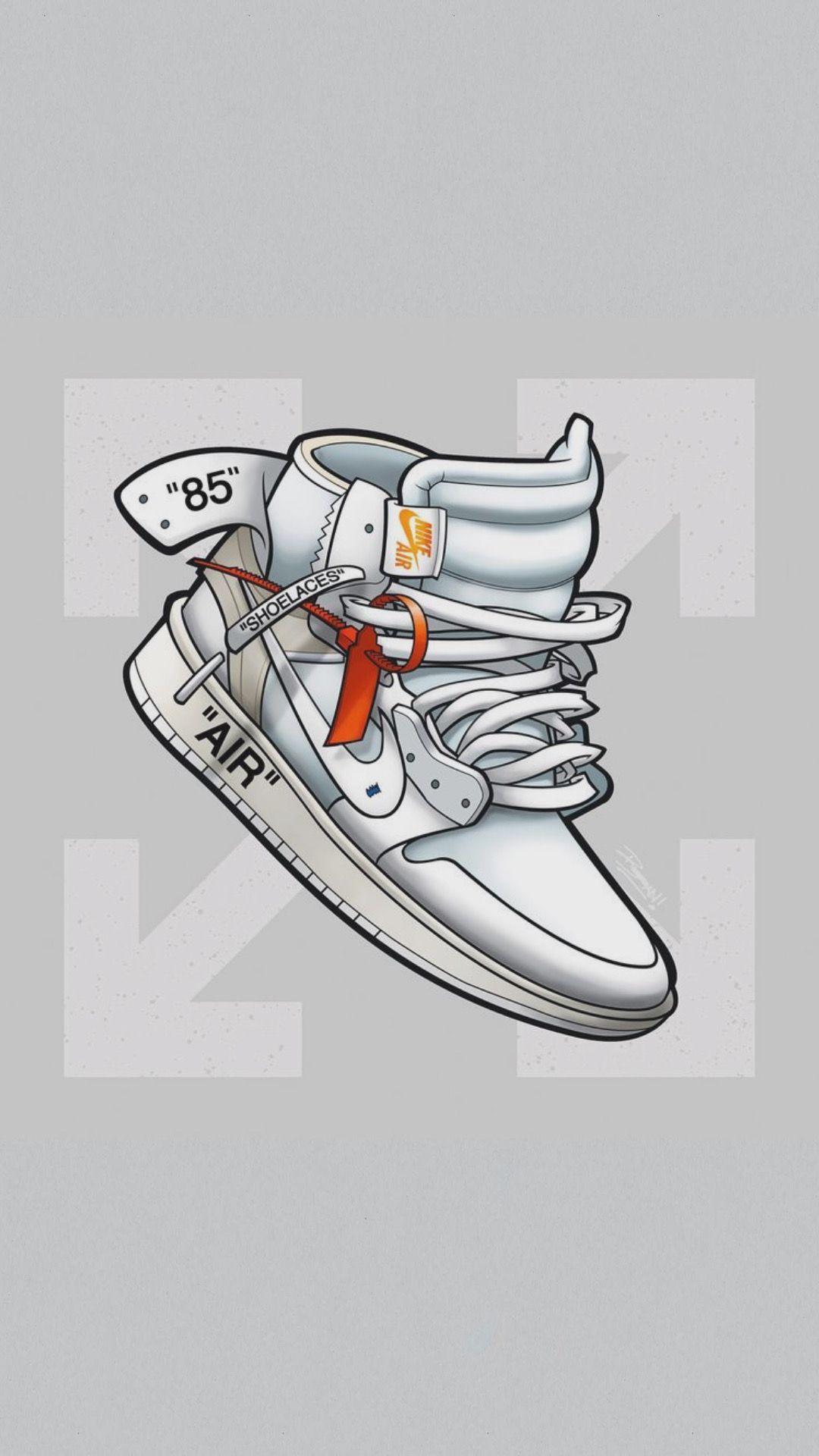 Pin By Wallpaper Backgrounds Beautifu On Jungkook Wallpaper Sneakers Wallpaper Sneaker Posters Cool Nike Wallpapers