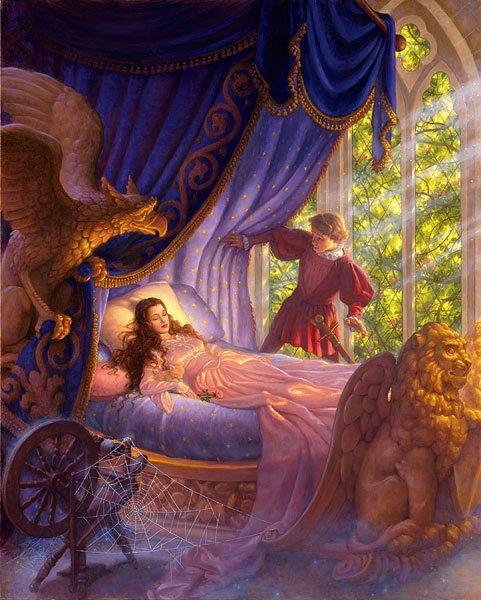 Princess Aurora Fan Art: to a dedicated fan and wonderful friend