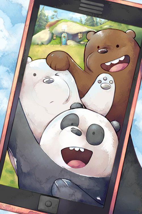 Bear Brothers by Bingk on DeviantArt