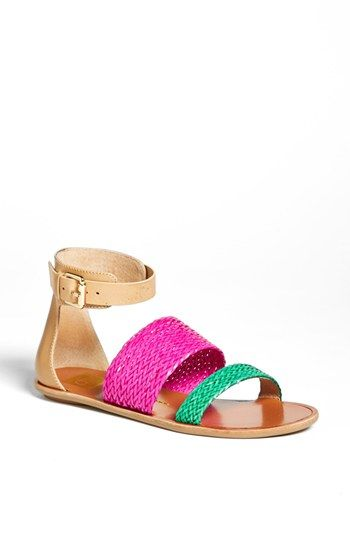 DV by Dolce Vita 'Viera' Ankle Strap Sandal available at #Nordstrom