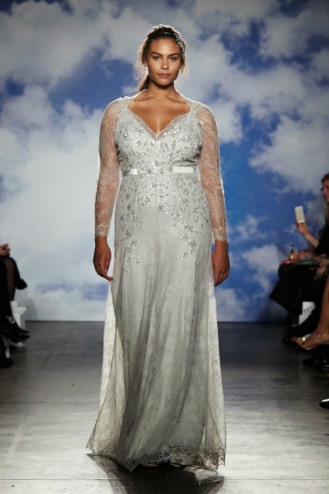 For The Bride Magazine: Jenny Packham: Flattering Finds for Full ...