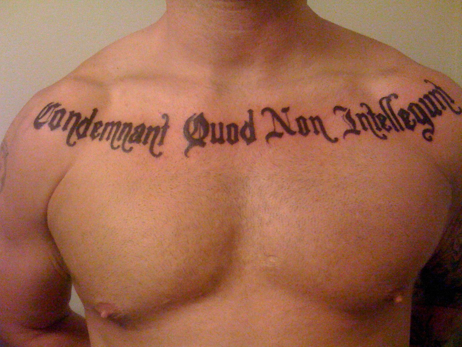 Pin 25 overwhelming rib tattoos for guys creativefan on pinterest - Inspirational Tattoo Design For Men Http Tattooideastrend Com Inspirational