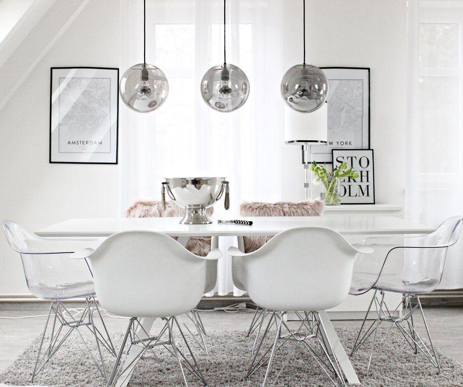 stellt vor: 10 neue Wohnungseinblicke | Solebich, Esszimmer und Fotos