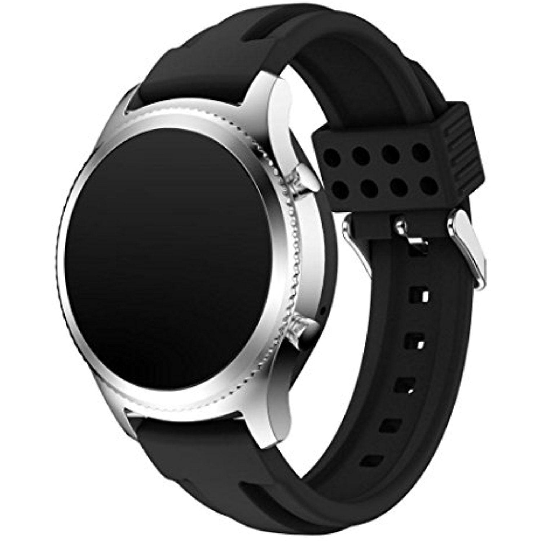 Allywit New Fashion Sports Silicone Bracelet Strap Band